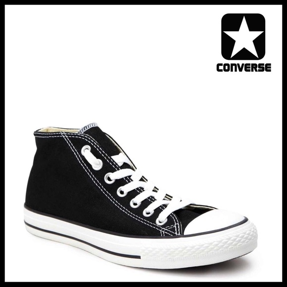 8b49139a3cea CONVERSE CHUCK TAYLOR MID HIGH TOPS SNEAKERS